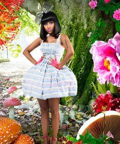 The fabulous Ms. Nicki Minaj.