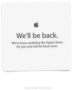 アップルのイベント前はこれがなきゃね。[The Apple Store](大野恭希)