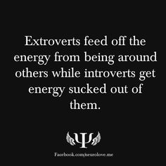 Extroverted introvert dating problems