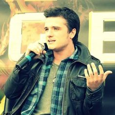 Josh being awesome! :)