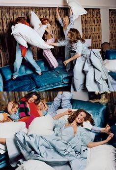 One of my all time favorite editorials. Chateau California Editorial by Bruce Weber, Vogue May 2011