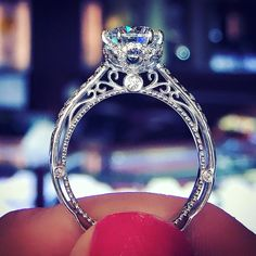 Verragio AFN-5052-4-GL Diamond Engagement Ring Mounting Find this Verragio AFN-5052-4-GL Diamond Engagement Ring Mounting at Raymond Lee Jewelers in Boca Raton — Palm Beach County's des…
