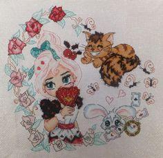 kit Coeur de reine