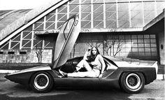 1968 Bertone Alfa-Romeo Carabo