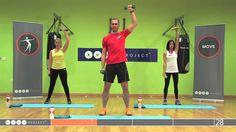 Low impact beginner workout