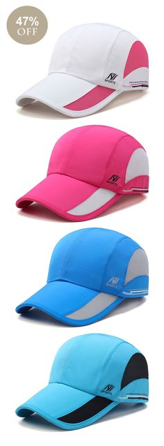 46035c85c95 Mens Women Outdoor Sports Waterproof Quick-dry Hat Casual Visors Breathable Baseball  Caps is hot sale on Newchic.