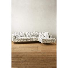 Anthropologie Berber-Woven Edlyn Right Sectional ($4,098) ❤ liked on Polyvore featuring home, furniture, sofas, anthropologie furniture, anthropologie sofa, anthropologie and woven furniture