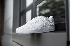 "4ec2f34087c1f Nike Air Force 1 LV8 Vach Tech ""Independence Day"" Air Force 1"