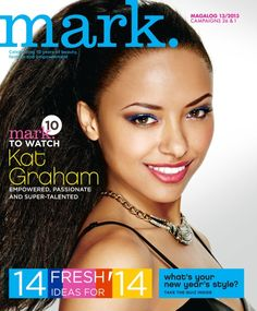 Kat Graham's Makeup For Mark Cosmetics Magalog | POPSUGAR Beauty  Shop with me these amazing products: www.youravon.com/yquintana