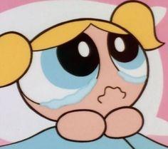 cartoon: the powerpuff girls Cartoon Wallpaper, Powerpuff Girls Wallpaper, Sad Wallpaper, Aesthetic Iphone Wallpaper, Powerpuff Girls Meme, Cartoon Icons, Cartoon Memes, Cartoon Characters, Cartoons