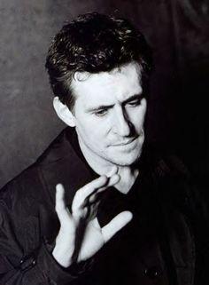 Gabriel Byrne,  good looking man... stunning Photo