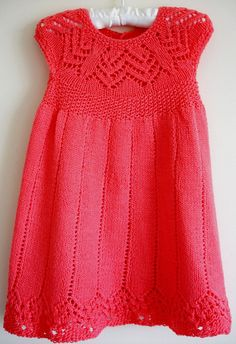 Ravelry: Muti Dress pattern by Taiga Hilliard