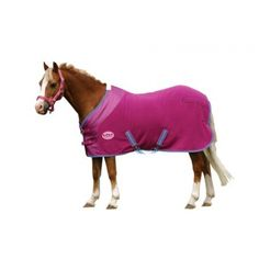 Cuddly Ponies Polar Fleece Cooler Horse Rugs Equine Super