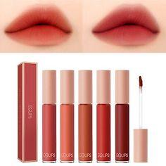 E-GLIPS Velvet Fit Lip Tint 5 colors Soft Vintage Lip Color A lustrous lip tint . E-GLIPS Velvet Fit Lip Tint 5 colors Soft Vintage Lip Color A lustrous lip tint Source by kewgir. Lipsense Lip Colors, Lip Gloss Colors, Lip Colour, Lipstick Shades, Lipstick Colors, Maroon Lipstick, Purple Lipstick, Winter Lipstick, Matte Lipstick