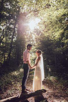 Un Mariage à La Grange Aux Boeufs