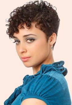 Short Curly Hairstyles For Fine Hair Summer Haircuts Women