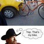 0 Chuck Norris's Bike!