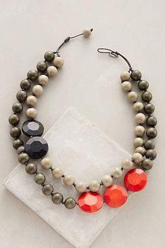 Rekenrek Layered Necklace - anthropologie.com