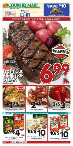 Sales Ad: May 16 - 22, 2012