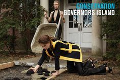 Governor's Island New York Public Art Initiative