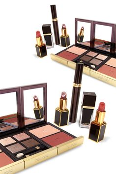 Introducing the fall 2014 color collection from Tom Ford Beauty, start playing with your makeup now!