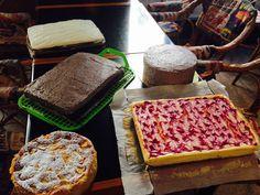 Tartas caseros del BANG BANG American cheesecake, Tarta de Manzana, Tarta de manzana, Tarta de zanahoria, Tarta de Oreo