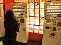 Vending Machines, Japan. Funny Shopping Culture | The Travel Tart Bog
