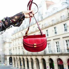Red bad from chloe paris