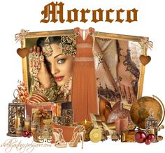 """""""Morocco"""" by shellyontour on Polyvore"""