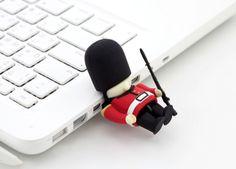 Queens Guard USB Memory Stick