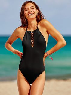 4b9d5fb51636d Shop our all our swimwear from bikinis to one-piece swimsuits and stock up  for Spring Break or a beach vacation. Only at PINK.
