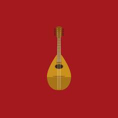 Mandolino by Gaia Garufi