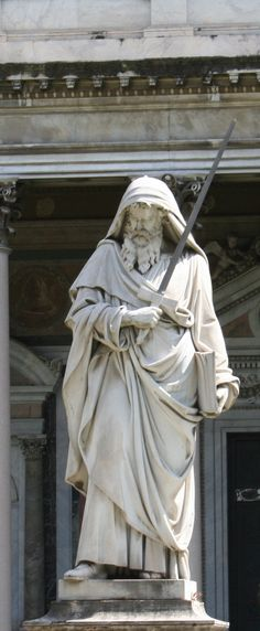 st paul, biblical bad-ass