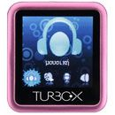 Turbo-X MP4 Clip 4GB Pink 29,90€ #plaisio