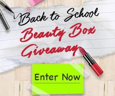 Sweepin N  More: Beauty Box Giveaway - Seasonal