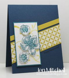 Everything Eleanor for CCMC223 by jenmitchell - Cards and Paper Crafts at Splitcoaststampers