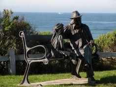 John Steinbeck Statue -- photo by: Eddie Chavez
