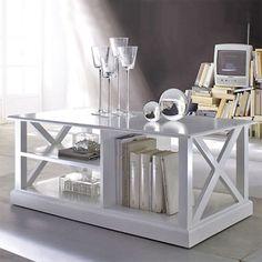 Easy DIY elegant, modern coffee table