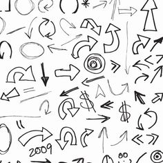 Best and ultimate collection of over a thousand free vector doodles and sketches only from your best resource of vector graphic design freebies. Hand Drawn Arrows, Free Hand Drawing, Sketch Notes, Instructional Design, Free Graphics, Vector Graphics, Web Inspiration, Blog Design, Web Design
