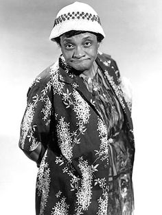 """Jackie """"Moms"""" Mabley was a trailblazing African-American 20th century comedian."""