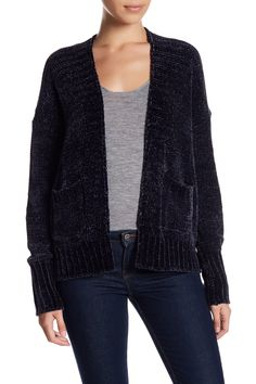 Chenille Cocoon Cardi by SUSINA on @nordstrom_rack
