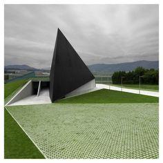 love-spain:  Gonzalo Carro (ACXT) - Centro de Interpretación de la Tecnología [Spain, 2010]