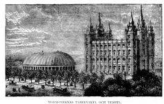 Mormonerna, 24.03.1894 Lördagsqvällen no 12 - Aikakauslehdet - Digitoidut aineistot - Kansalliskirjasto