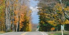 Countryside drive to Waterford, PA--get to go here so soon!! hopefully there is snow when I come to Erie :)