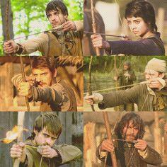 Some bow and arrow appreciation
