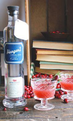 Cranberry Citrus Cocktail