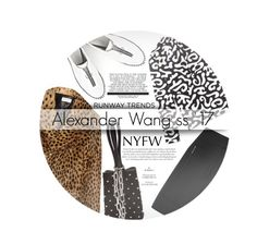 """Alexander Wang Inspired NYFW"" by ladrianag ❤ liked on Polyvore featuring Alexander Wang, Yves Saint Laurent, Marni and NYFW"
