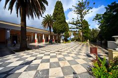 History In Corfu - Achillion Palace