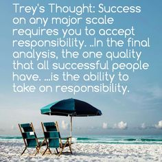 Trey's Thought