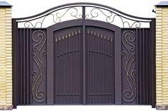 Entry door http://www.superiorornamentalsupply.com/custom-services/custom-forging-scrolls.html